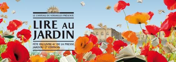 Lire au jardin 2012 for Lire au jardin 2015 versailles
