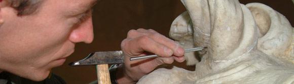 Restaurateur de sculptures