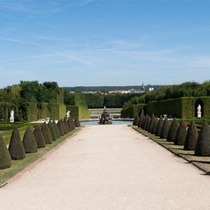 A year to celebrate le n tre palace of versailles for Lire au jardin 2015 versailles