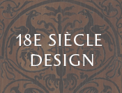 18e siècle design