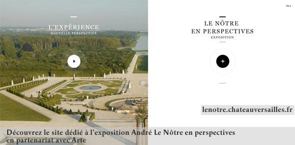 Biographie d'André Le Nôtre