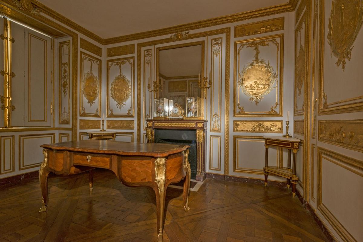 L Appartement Int 233 Rieur Du Roi Ch 226 Teau De Versailles