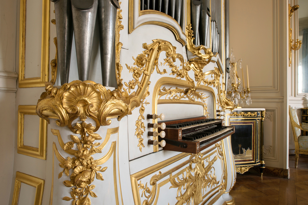 Les appartements des filles de Louis XV | Château de Versailles