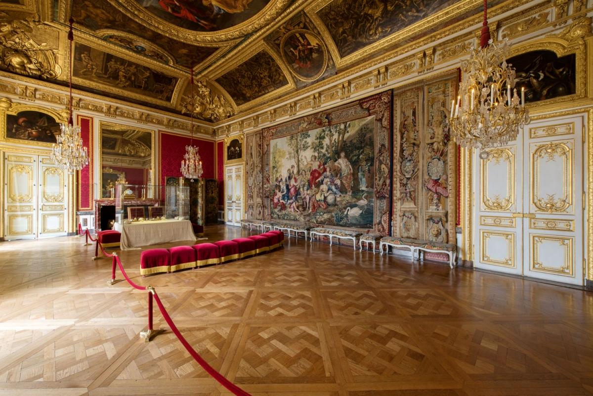 Le Grand Appartement De La Reine Ch 226 Teau De Versailles