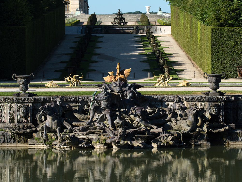 Les bassins et les fontaines | Château de Versailles