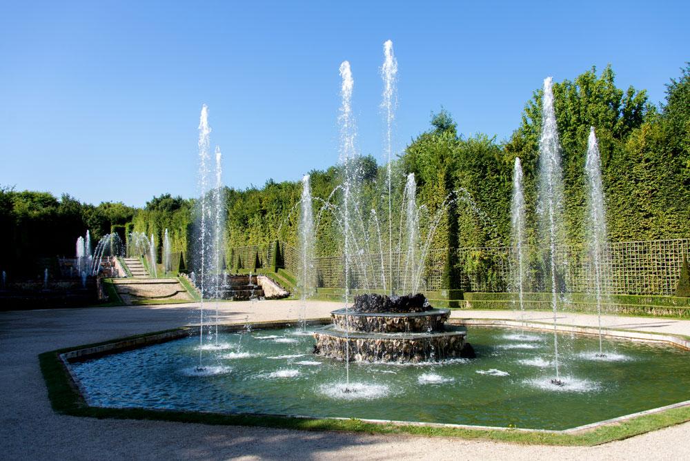 Les bosquets | Château de Versailles