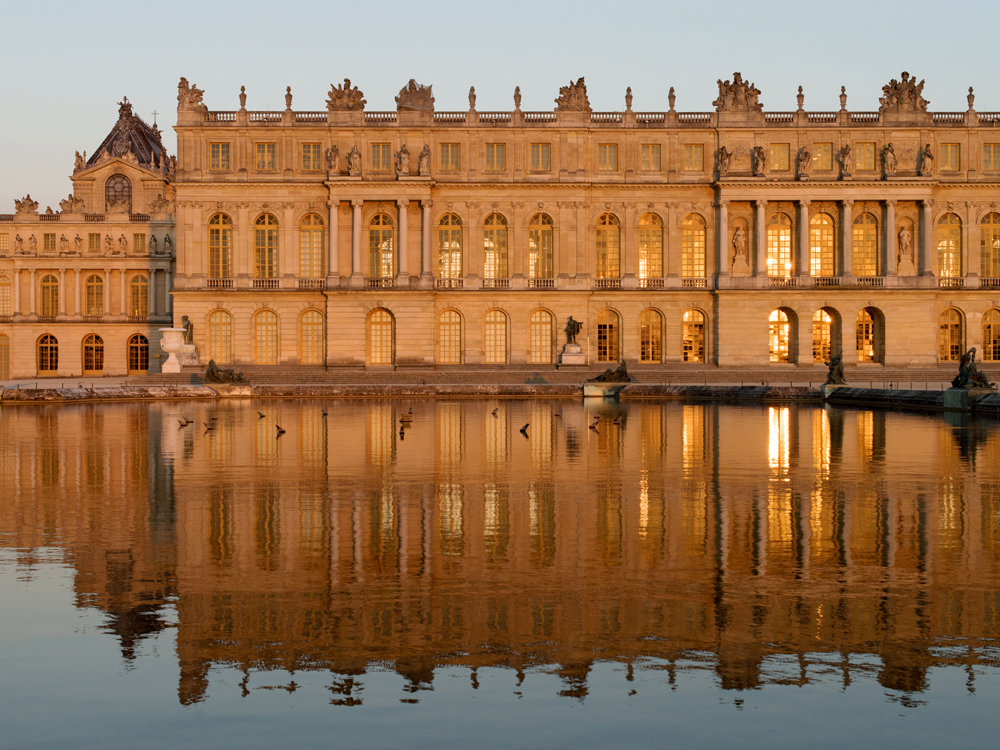 Le ch teau ch teau de versailles - Photo chateau de versailles ...
