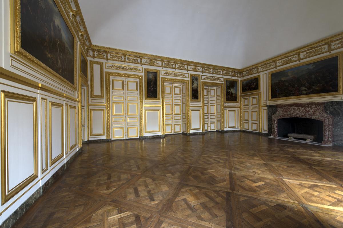 L appartement du roi ch teau de versailles for 14th and grand salon