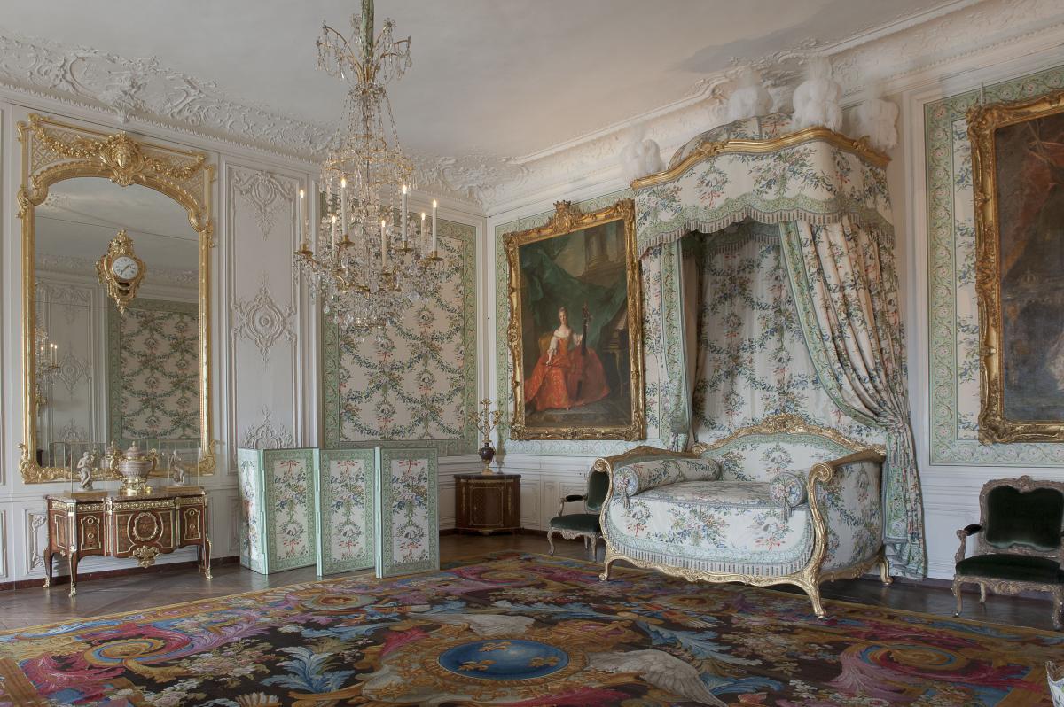 Remeublement de la r sidence royale ch teau de versailles - Chambre de metiers versailles ...
