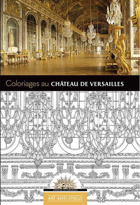 Coloriage Grand Chateau.Coloriages Au Chateau De Versailles Chateau De Versailles