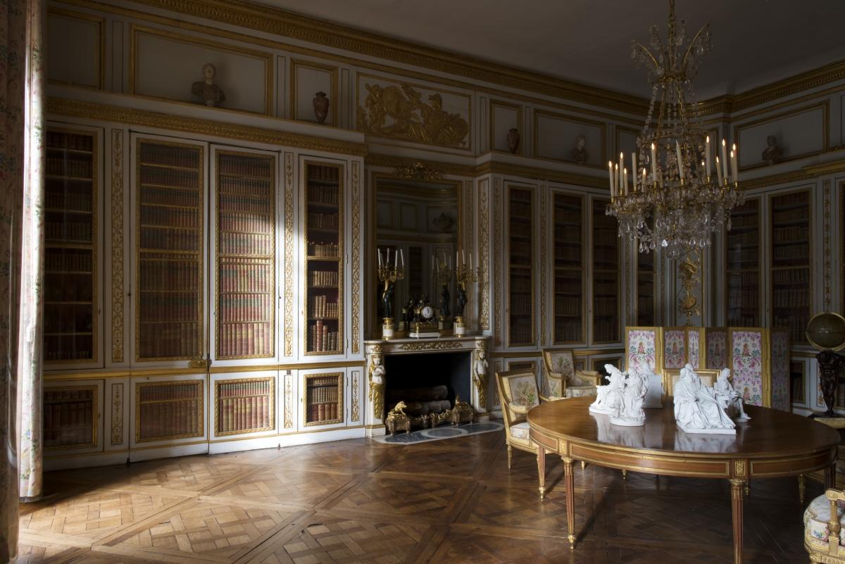 Lappartement Intérieur Du Roi Château De Versailles