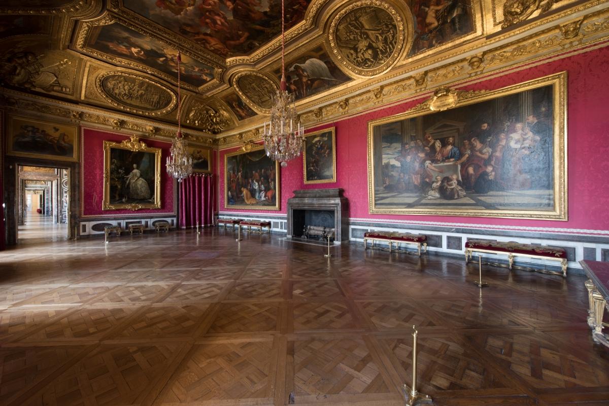 Le grand appartement du roi ch teau de versailles - Salon du vin versailles ...