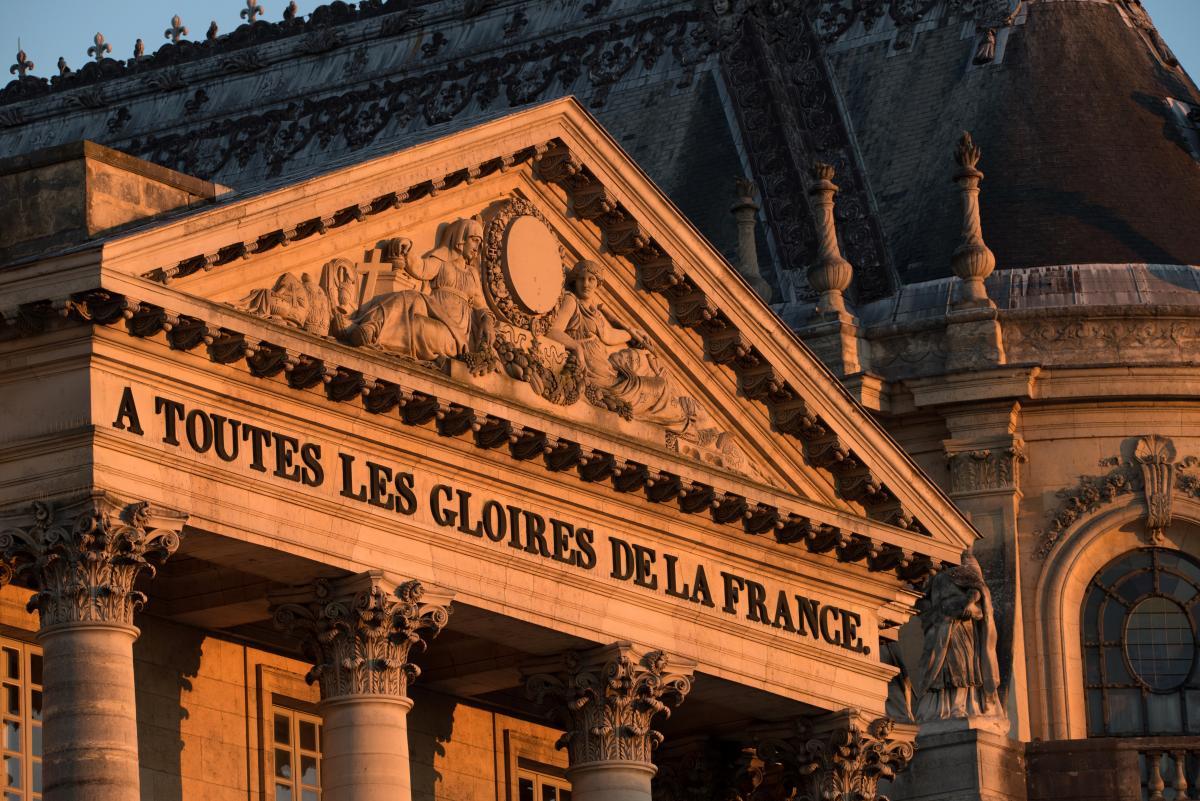 ad7b6a09064030 Le Château   Château de Versailles