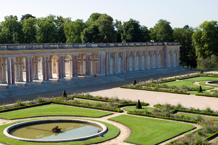 Restauration Du Grand Trianon Ch 226 Teau De Versailles
