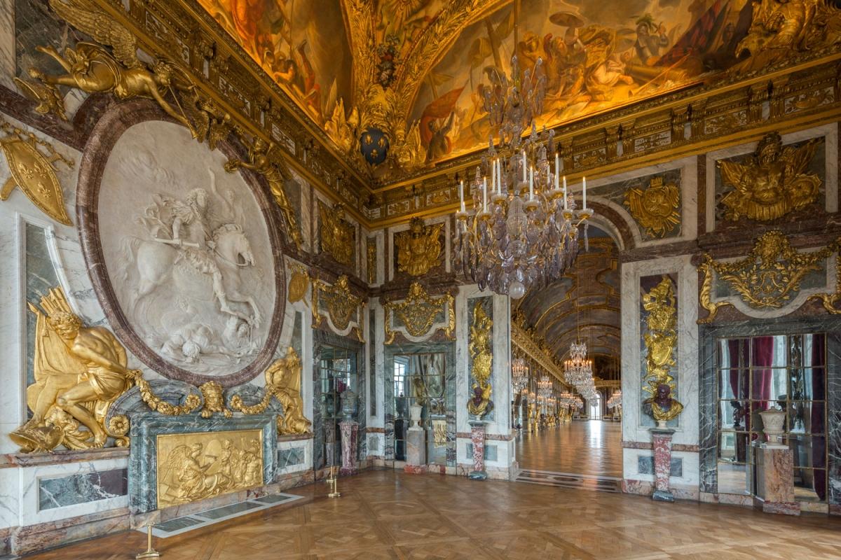La galerie des Glaces   Château de Versailles