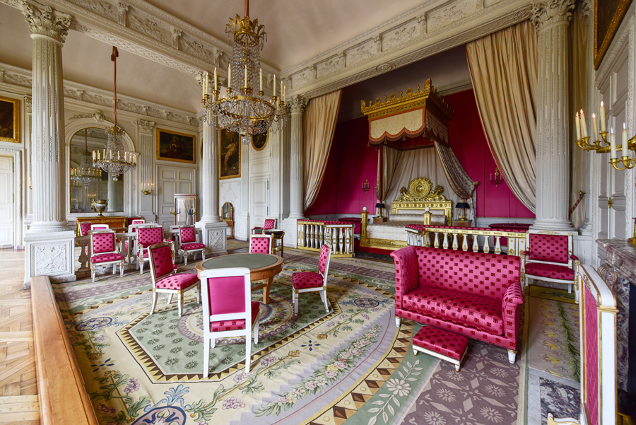 Le grand trianon ch teau de versailles for Chambre louis xiv