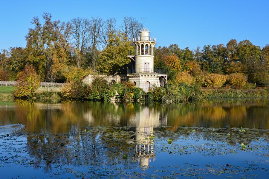 Le hameau de la reine | Château de Versailles