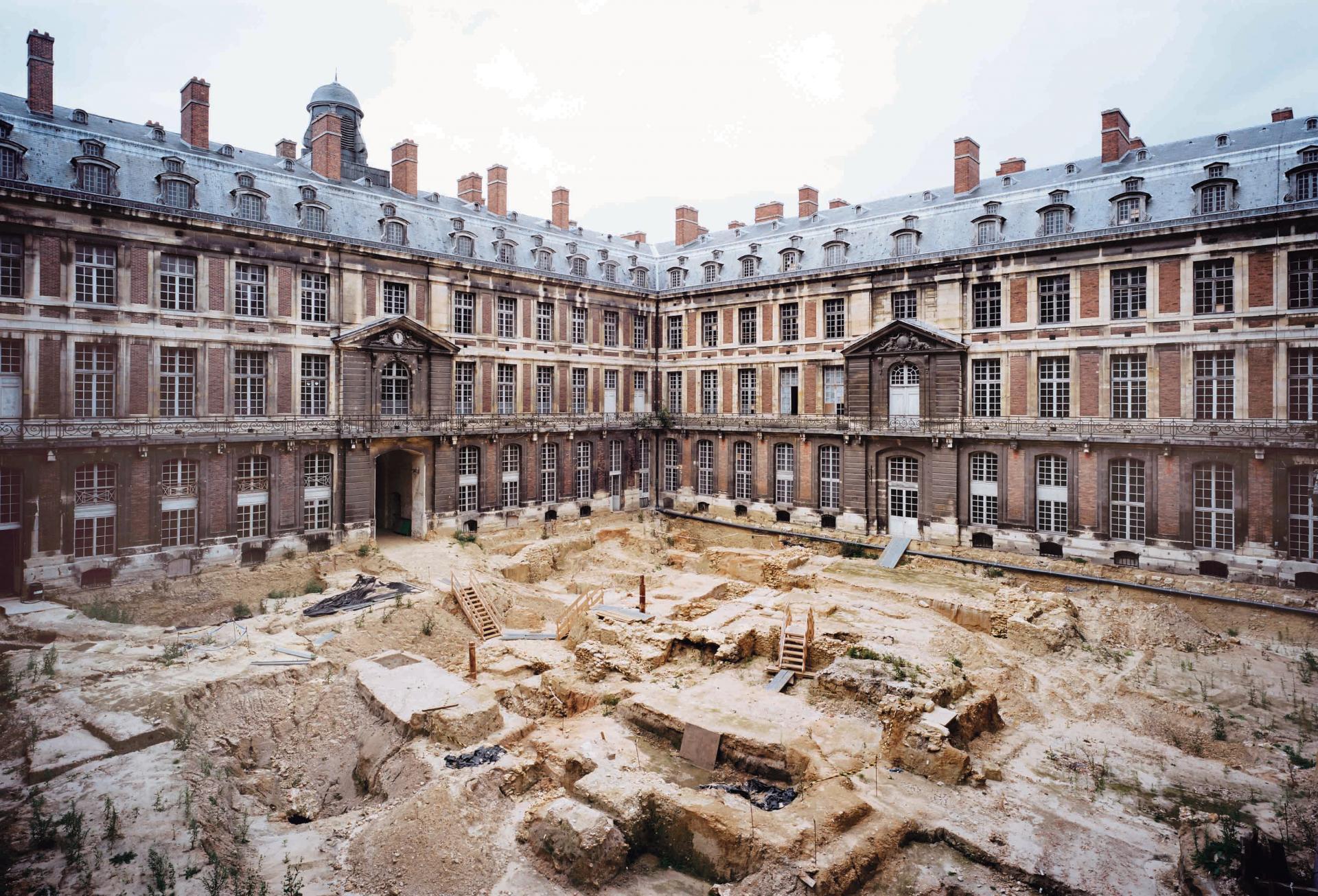 Le Grand Commun   Château de Versailles