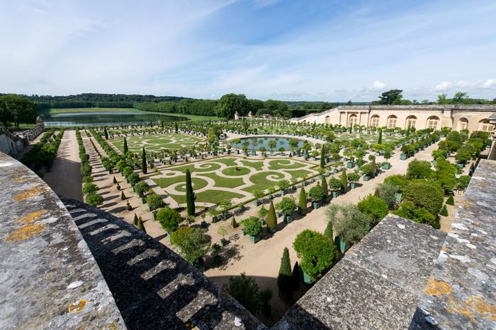 Louis xiv guide des jardins de versailles ch teau de for Jardin versailles