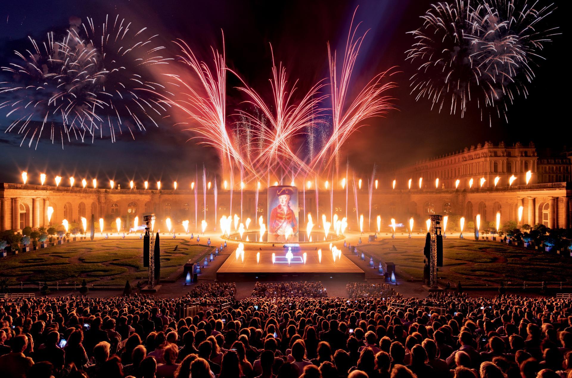 Calendrier Feu D Artifice 2020.Versailles Festival 2019 Chateau De Versailles
