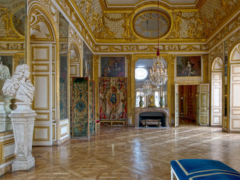 L Appartement Du Roi Ch 226 Teau De Versailles