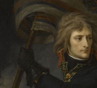 Dans les yeux de Napoléon
