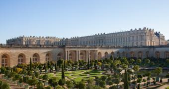 Restauration des grilles de l'Orangerie