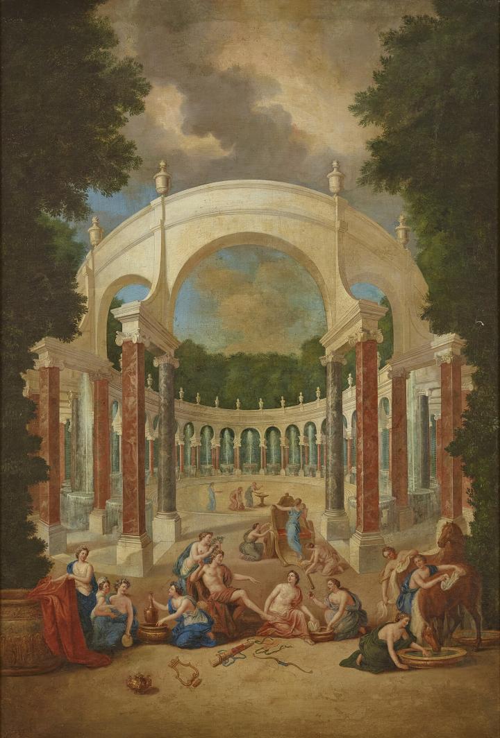 Versailles des jardins et des dieux - Exposition Jean Cotelle 1_0