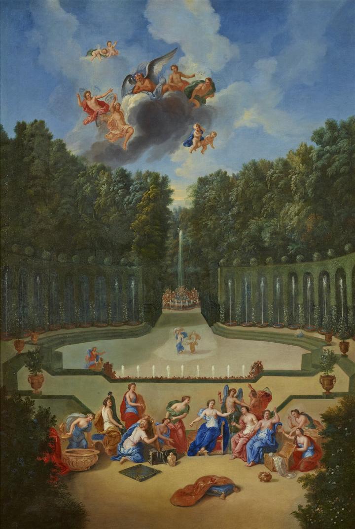 Versailles des jardins et des dieux - Exposition Jean Cotelle 2_0