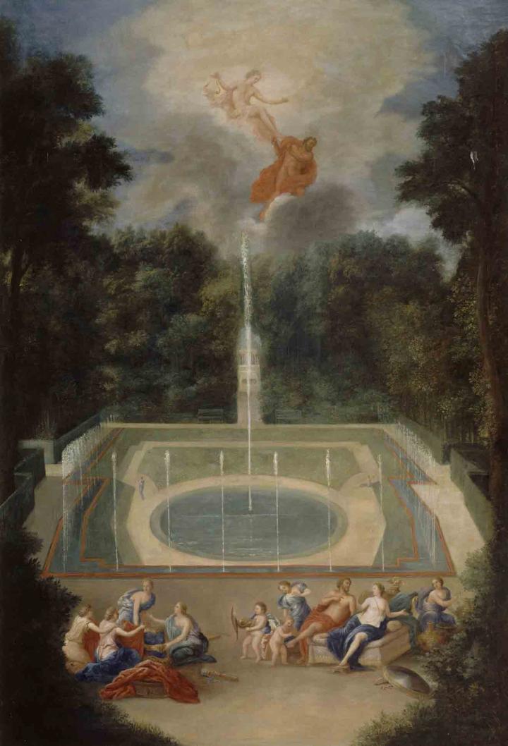 Versailles des jardins et des dieux - Exposition Jean Cotelle 4_0