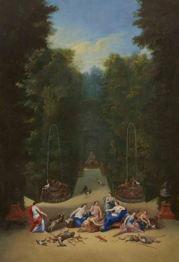 Versailles des jardins et des dieux - Exposition Jean Cotelle 5_0