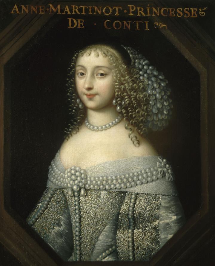 Anna Maria Martinozzi, princesse de Conti