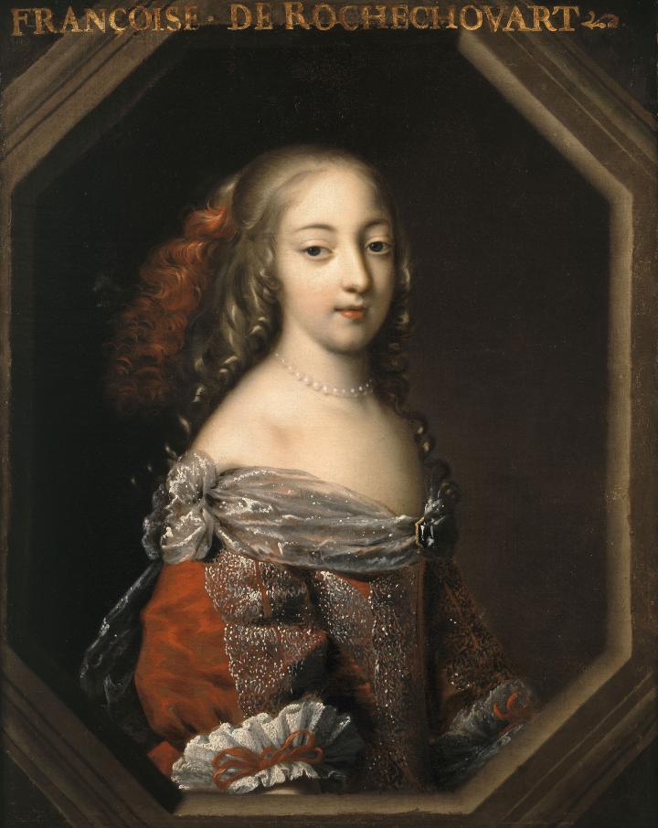 Françoise-Adélaïde de Rochechouart, marquise de Montespan