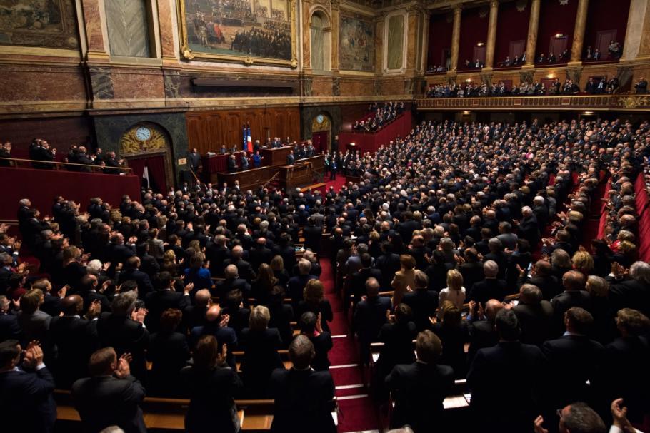 La salle du Congrés.