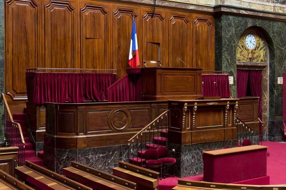 La salle du Congrès