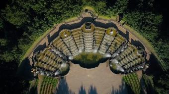 les bosquets - Les Jardins De Versailles