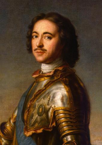 Pierre Ier, tsar de Russie
