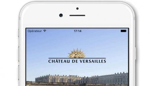 The Palace of Versailles app