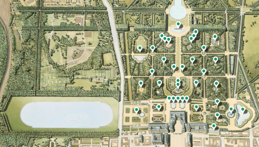 les jardins de versailles - Les Jardins De Versailles