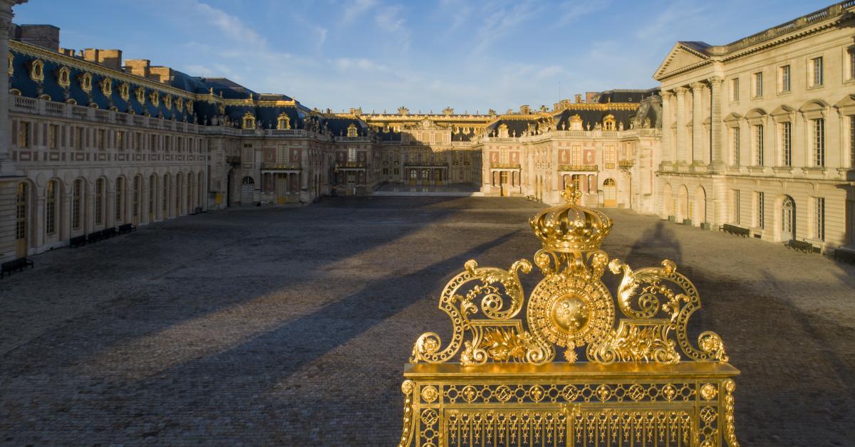 Un été à Versailles