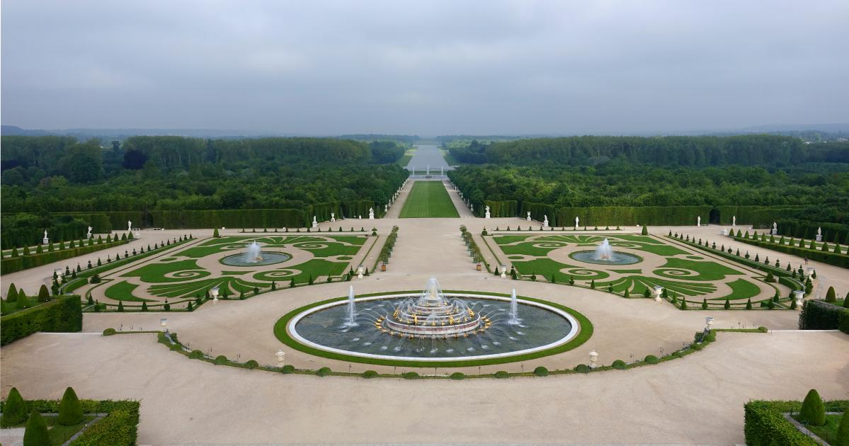 louis xiv guide des jardins de versailles ch teau de versailles. Black Bedroom Furniture Sets. Home Design Ideas