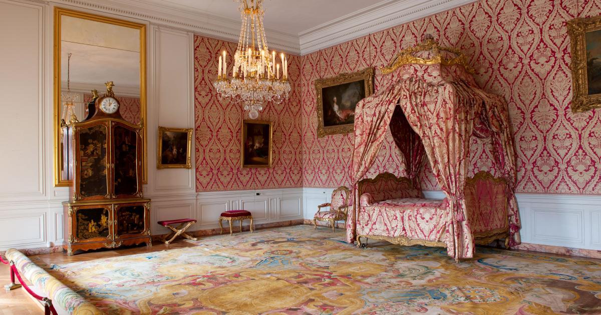 Les appartements du Dauphin et de la Dauphine | Château de Versailles