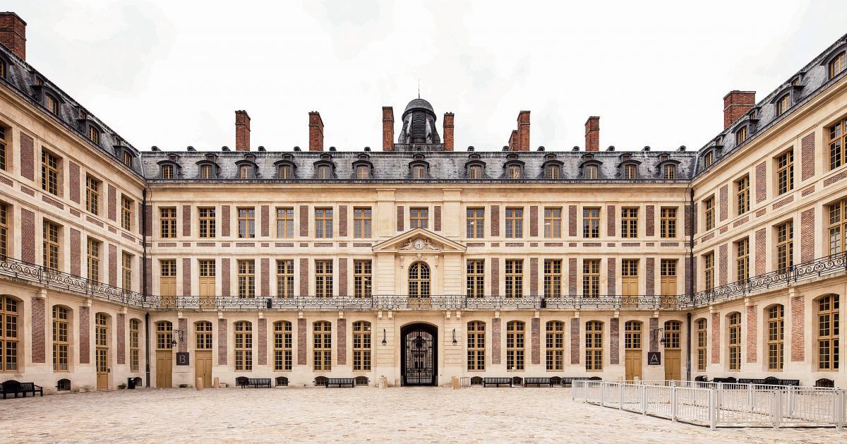 Le Grand Commun | Château de Versailles