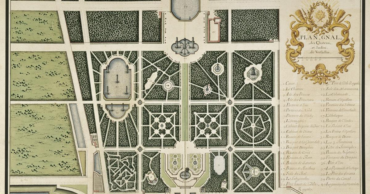 les jardins de versailles plan interactif ch teau de versailles. Black Bedroom Furniture Sets. Home Design Ideas