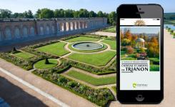 Application Châteaux et Jardins de Trianon