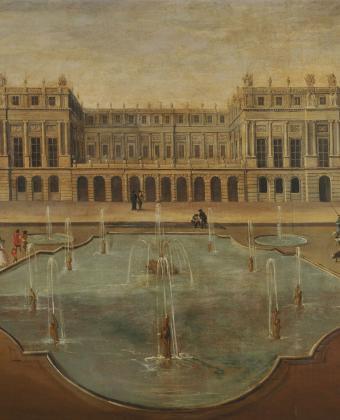 Antoine coysevox ch teau de versailles for Architecte de versailles sous louis xiv