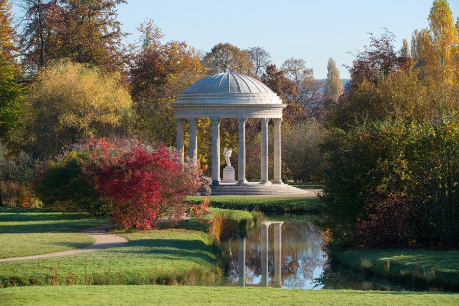 Le jardin anglais | Château de Versailles