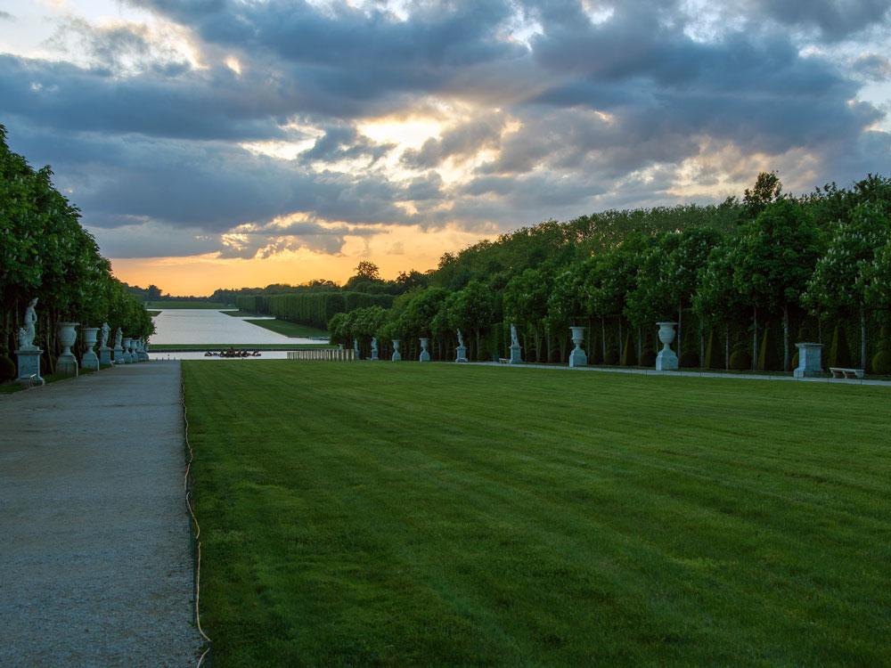 Les All Es Ch Teau De Versailles